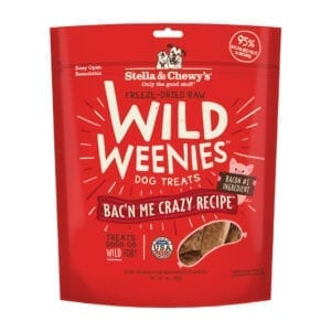 WILD WEENIES BAC'N ME CRAZY RECIPE