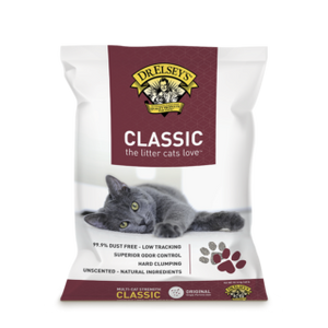Dr. Elsey's Classic Cat Litter-18 Lbs