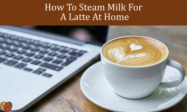 How To Steam Milk For A Latte At Home