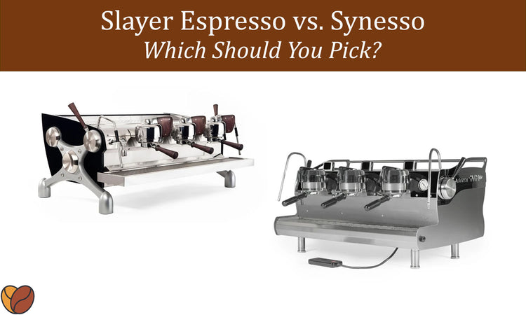 Slayer Espresso Vs. Synesso - Which Should You Pick?