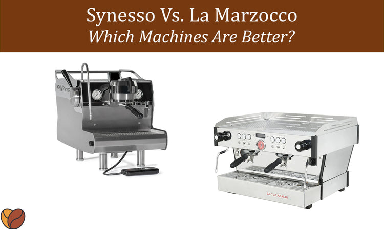 Synesso Vs. La Marzocco: Which Machines Are Better?