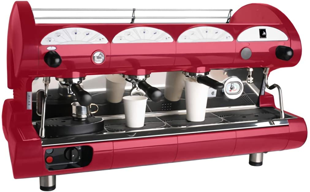 La Pavoni BAR-STAR 3V Volumetric 3-Group Commercial Espresso Machine