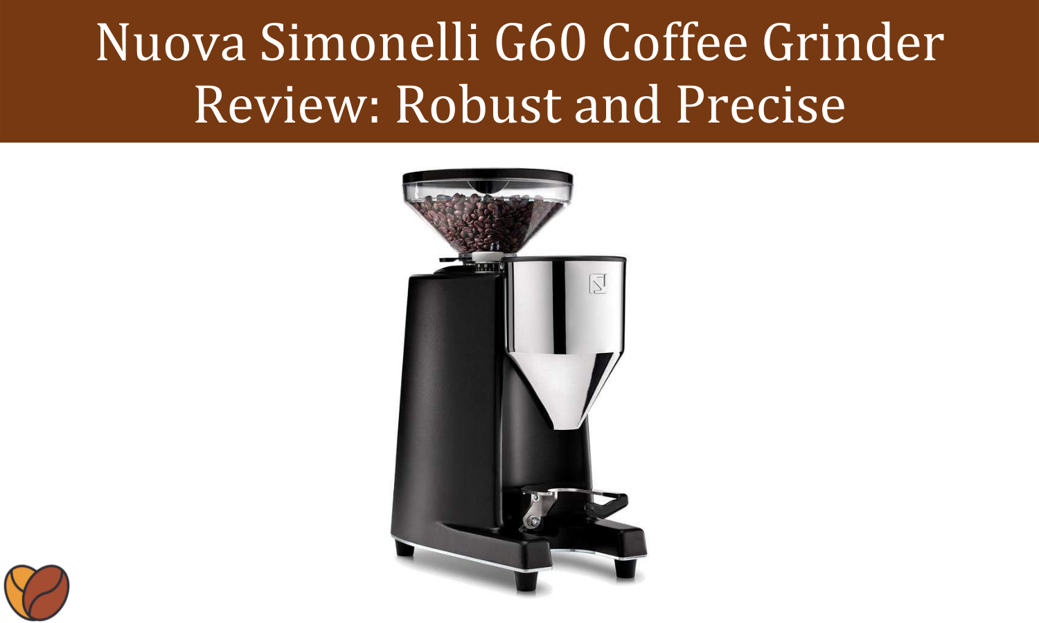 nuova simonelli g60 coffee grinder review