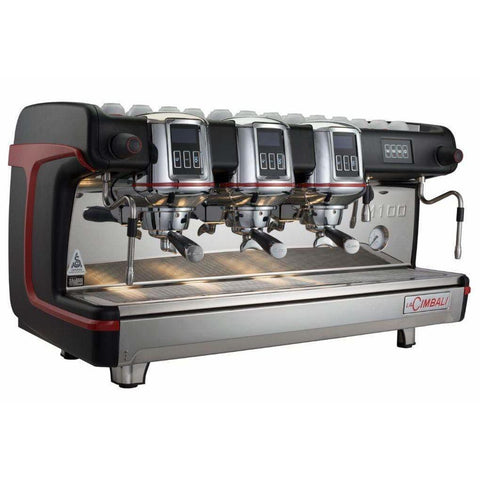 La Cimbali M100 ATTIVA HDA 3-Group Commercial Espresso Machine