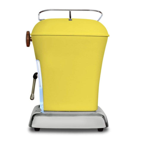 Image of Ascaso Espresso Machine Ascaso Dream PID Programmable Home Espresso Machine - Sun Yellow