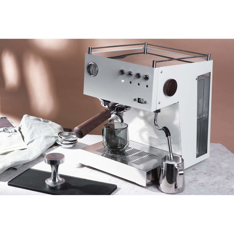 Ascaso Espresso Machine Ascaso Steel Duo Programmable Espresso Machine White