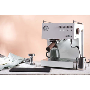 Ascaso Espresso Machine Ascaso Steel Uno Programmable Home Espresso Machine White