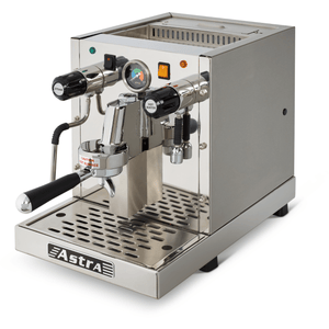 Astra Espresso Machine Astra Gourmet Semi-Automatic Pourover 1 Group Commercial Espresso Machine