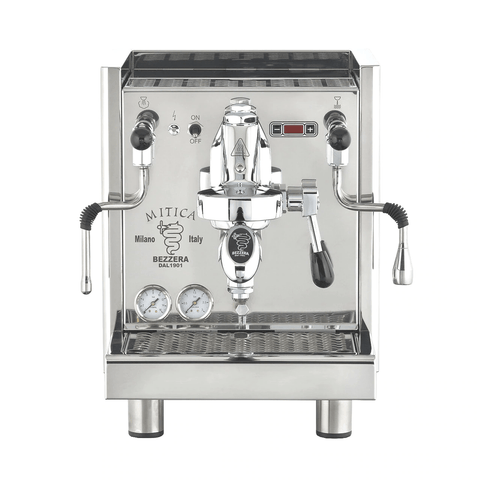 CafeLast Bezzera Mitica 1 Group Semi-Automatic Espresso Machine with PID
