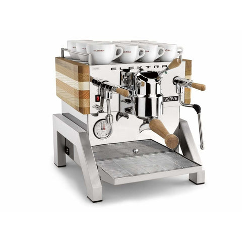 Image of CafeLast Elektra Verve 1 Group Semi-Automatic Espresso Machine
