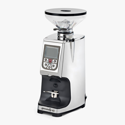 CafeLast Eureka Atom 65 Home Coffee Grinder with Short Hopper