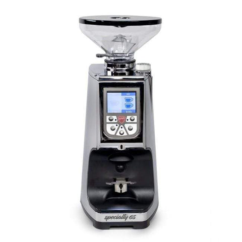 Image of CafeLast Eureka Atom 65 Home Coffee Grinder with Short Hopper