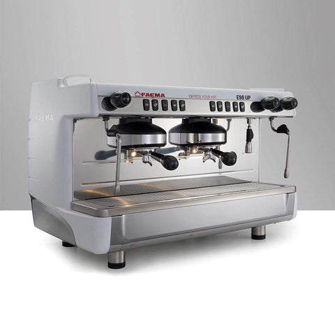 CafeLast Faema E98 UP 2 Group Automatic Commercial Espresso Machine