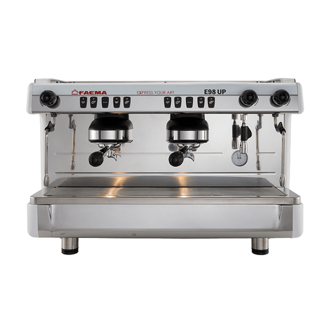 Image of CafeLast Faema E98 UP 2 Group Automatic Commercial Espresso Machine