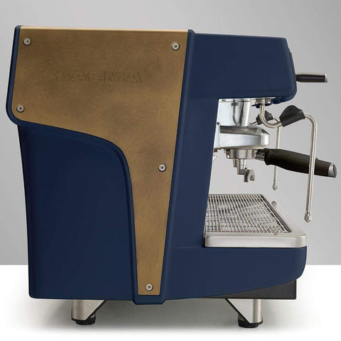 CafeLast Faema Prestige+ Tall Cup 2 Group Automatic Commercial Espresso Machine with Autosteam