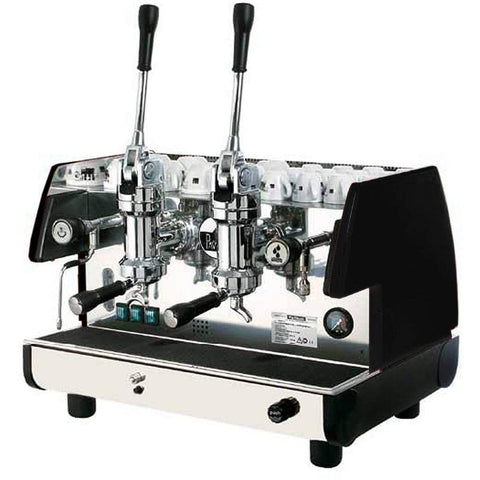Image of La Pavoni BAR T 2L 2-Group Commercial Lever Espresso Machine