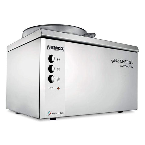 CafeLast Nemox Chef 5L Automatic Ice Cream/Gelato Maker 36790