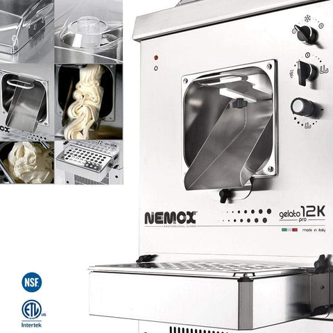 CafeLast Nemox Ice Cream/Gelato Maker 12K 38151