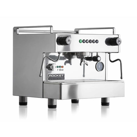 Image of CafeLast Rocket Boxer Timer 1 Group Automatic Commercial Espresso Machine