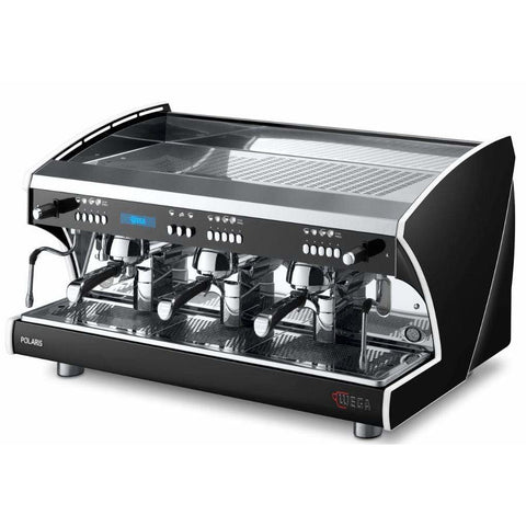 Image of CafeLast Wega Polaris XTRA 3-Group Commercial Espresso Machine