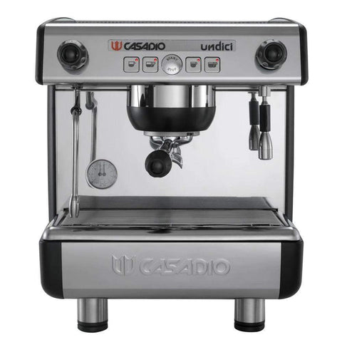 Image of Casadio Espresso Machine Casadio Undici A 1-Group Commercial Espresso Machine