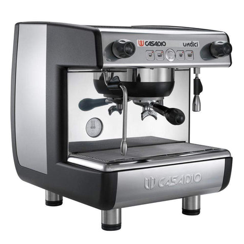 Casadio Espresso Machine Casadio Undici A 1-Group Commercial Espresso Machine