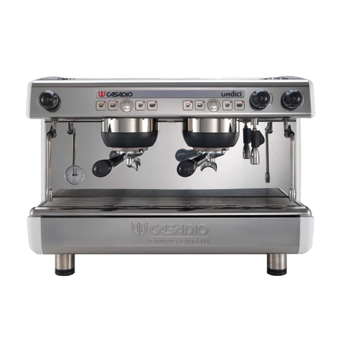 Image of Casadio Espresso Machine Casadio Undici A 2-Group Commercial Espresso Machine