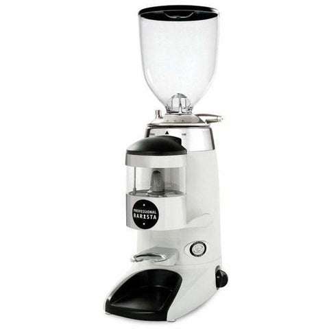 Image of Compak Coffee Grinder Polished Aluminum Compak K10 Commercial Coffee Grinder