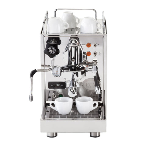 Image of ECM Espresso Machine ECM Classika PID 1 Group Semi-Automatic Home Espresso Machine