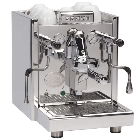 ECM Espresso Machine ECM Elektronika II Profi 1 Group Semi-Automatic Home Espresso Machine