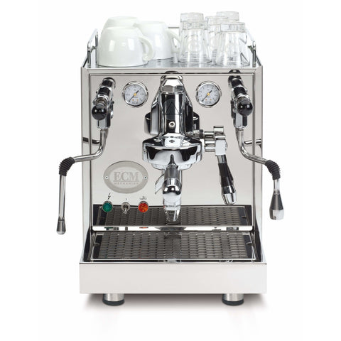 Image of ECM Espresso Machine ECM Mechanika IV Profi 1 Group Semi-Automatic Home Espresso Machine