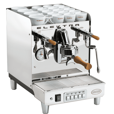Image of Elektra Espresso Machine Elektra Sixties T1 1 Group Automatic Commercial Espresso Machine