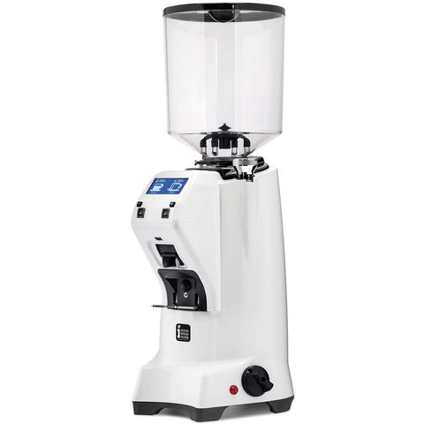 Image of Eureka Coffee Grinder White Eureka Zenith 65 E Coffee Grinder
