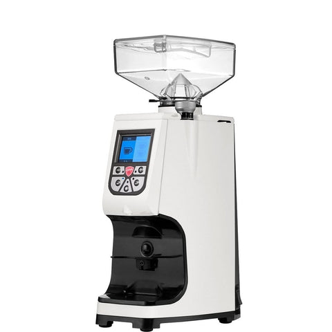 Image of Eureka Espresso Machine White Eureka Atom 75 Coffee Grinder
