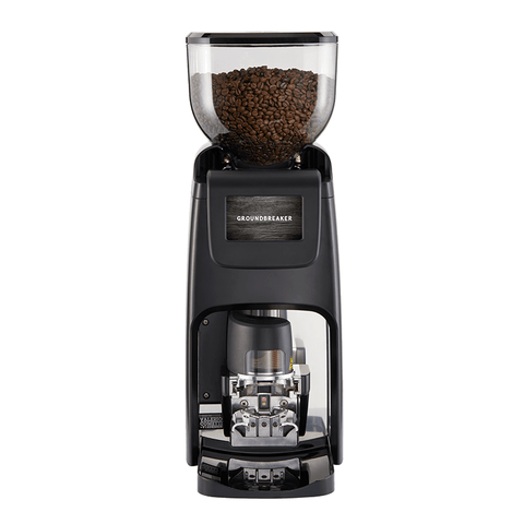 Faema Coffee Grinder Faema Groundbreaker with Auto-Tamper Commercial Coffee Grinder