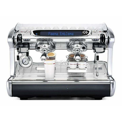 Faema Espresso Machine Faema EMBLEMA R 2-Group Tall Cup Commercial Espresso Machine