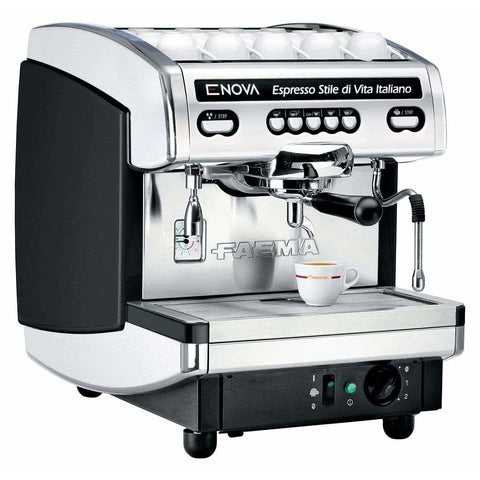 Faema Espresso Machine Faema Enova 1-Group Automatic Commercial Espresso Machine