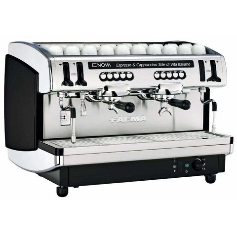 Faema Espresso Machine Faema ENOVA 2-Group Commercial Espresso Machine