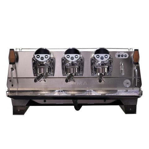 Faema Espresso Machine Faema President GTi 3 Group Automatic Commercial Espresso Machine