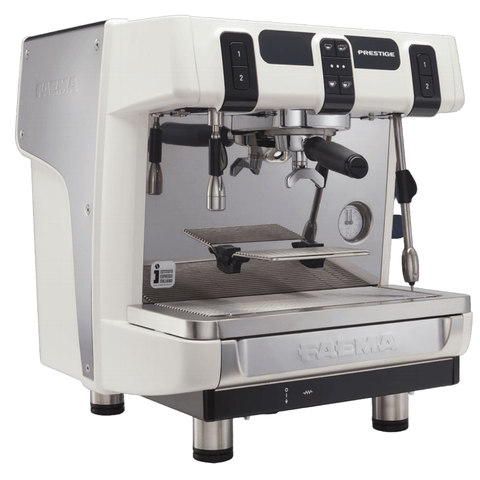 Faema Espresso Machine Faema Prestige Tall Cup 1 Group Automatic Commercial Espresso Machine