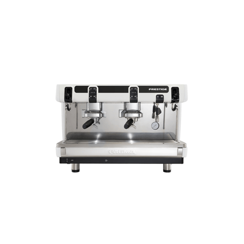 Faema Espresso Machine Faema Prestige Tall Cup 2 Group Automatic Commercial Espresso Machine with Autosteam