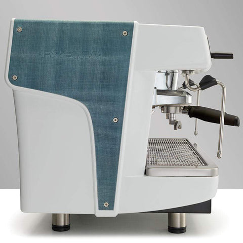 Faema Espresso Machine Faema Prestige Tall Cup 3 Group Automatic Commercial Espresso Machine with Autosteam