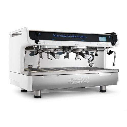 Image of Faema Espresso Machine Faema TEOREMA 2-Group Commercial Espresso Machine