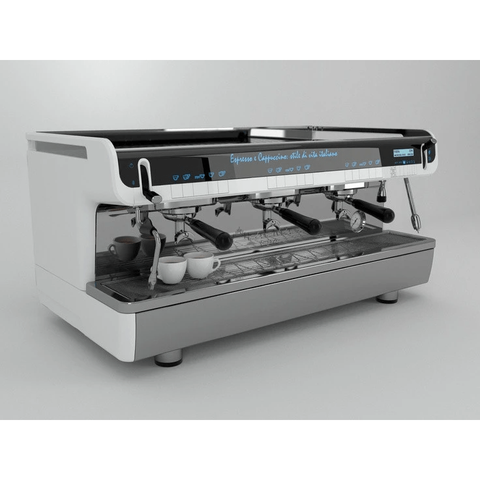 Faema Espresso Machine Faema TEOREMA 3-Group Commercial Espresso Machine