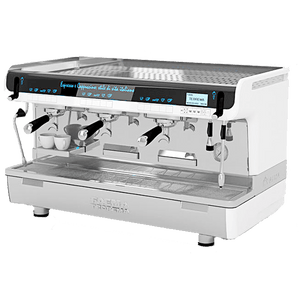 Faema Espresso Machine Faema TEOREMA 3-Group Tall Cup Commercial Espresso Machine
