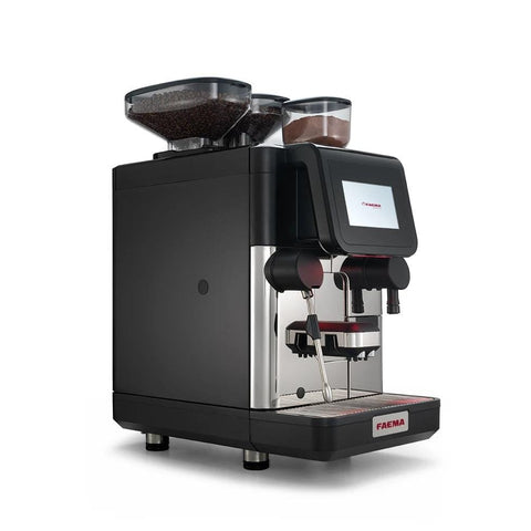 Faema Espresso Machine Faema X20 CS10 Fully Automatic Espresso Machine (MilkPs + Choc)