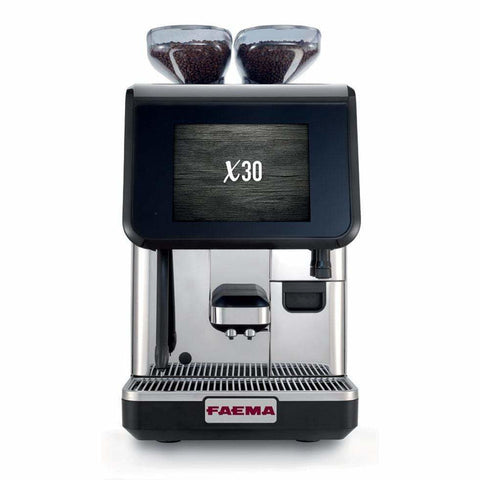 Faema Espresso Machine Faema X30 S10 Fully Automatic Espresso Machine (AutoSteam Milk4)