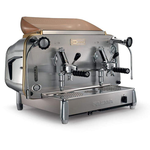 Feama Espresso Machine Faema E61 Legend 2-Group Semi-Automatic Commercial Espresso Machine