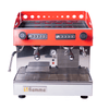 Fiamma Espresso Machine Fiamma Caravel 2 CV Compact 2 Group Volumetric Commercial Espresso Machine