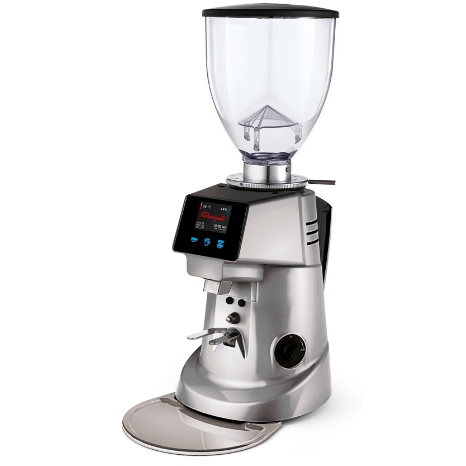Image of Fiorenzato Coffee Grinder Chrome Fiorenzato F64 Evo Electronic Coffee Grinder